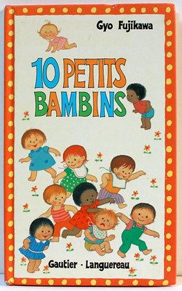10 petits bambins