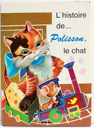 L'histoire de Polisson, le chat