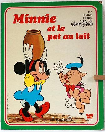 Minnie et le pot au lait