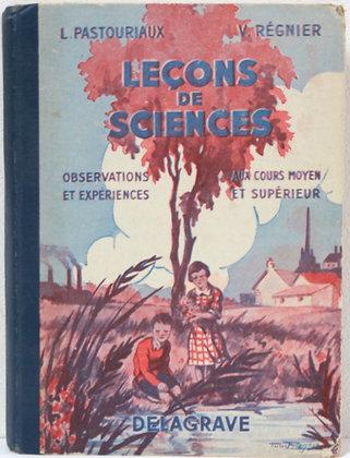Leçons de sciences