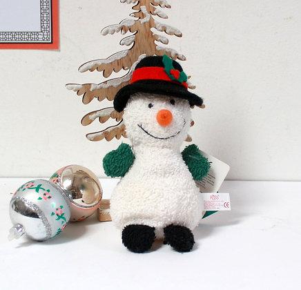 Doudou Bonhomme de neige
