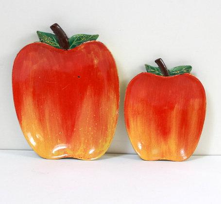 """2 coupelles """"pommes"""""""