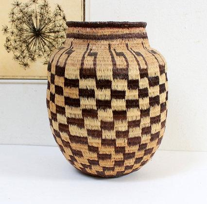 Cache-pot / vase amérindien