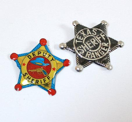 Etoiles de sherif