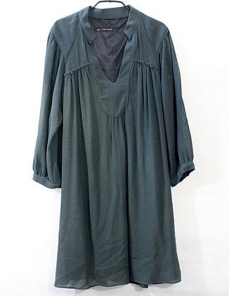 Robe ample au style réto