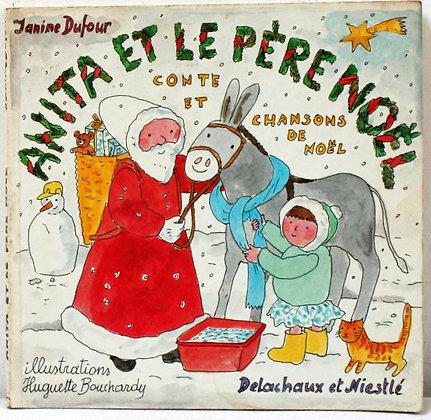 Anita et le Père Noël, conte et chansons