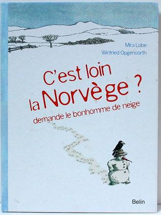 C'est loin la Norvège ? demande le bonhomme de neige