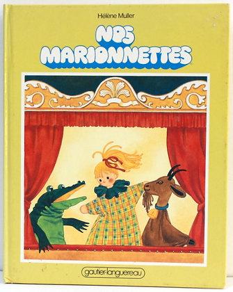 Nos marionnettes