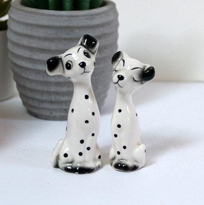 Petites figurines dalmatiens