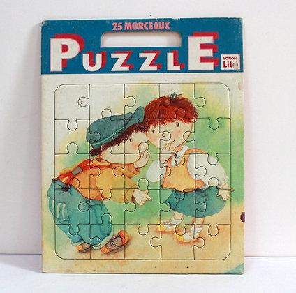 Puzzle Le secret