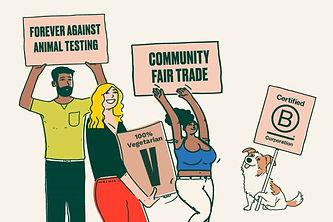 Community trade fair program