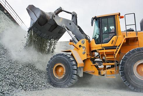 big yellow mining truck in quarry.jpg