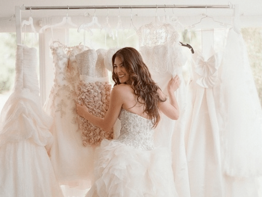 20 Tips For Finding Your Dream Wedding Gown