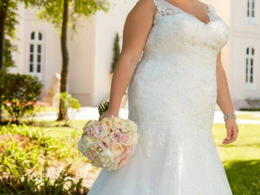 Tips for the Curvy Bride