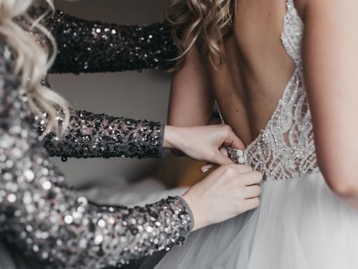 10 Mistakes brides make when wedding dress shopping
