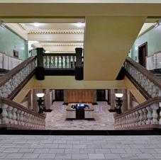 Municipal Stairs