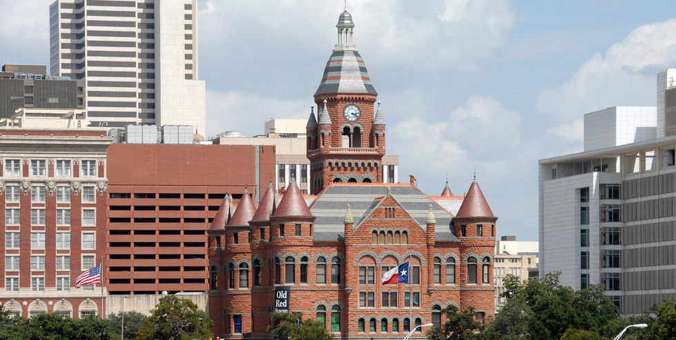 Old Red Courthouse – Dallas
