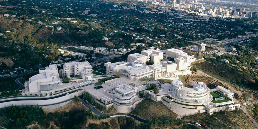 The Getty Center – Los Angeles