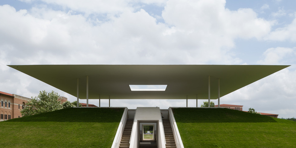 Turrell Skyspace - Rice University