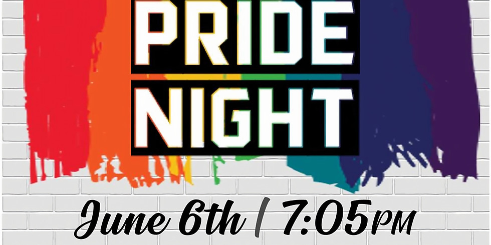 Omaha Storm Chasers Pride Night