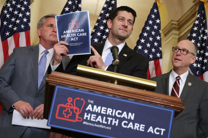 American Health Care Act (AHCA)