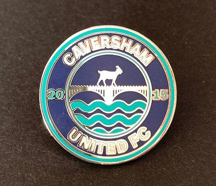 Caversham United Pin Badge