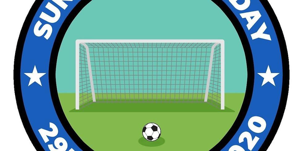 Sunday League Day 2020 - date TBC.