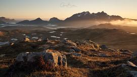 Landschaftsfoto Lofoten 2019