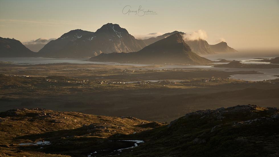 Norwegen, Lofoten, Landschaft, Foto, Georg Bucher, Fotograf, Landshut, 2019,