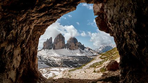 Südtirol Drei Zinnen
