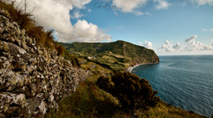 Azoren Flores Island Landschaftsfoto Portugal Georg Bucher