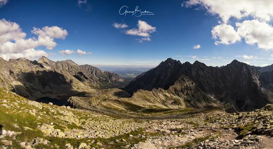 Wandern in der Hohen Tatra