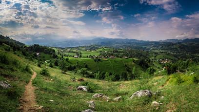 Märchenlandschaft Rumänien