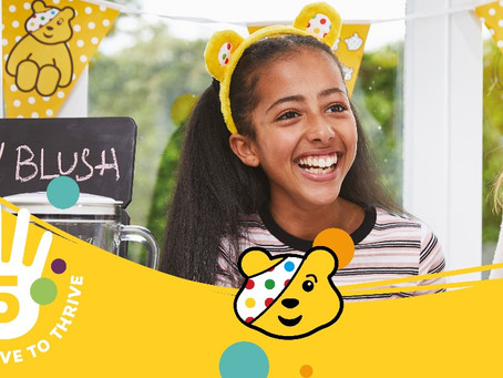 Children In Need - Friday 13th November