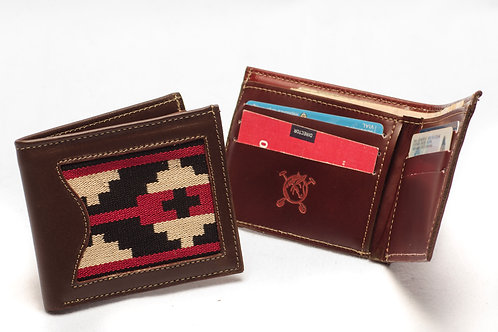 """Men's wallet """"Pampa"""" with double card holder. BILL 51."""