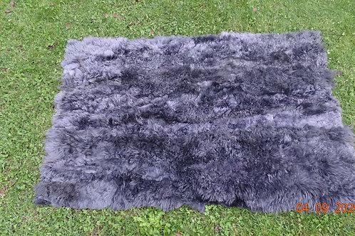 Grey Sheepskin Rug. ALF 05.