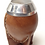 Thumbnail: Torpedo mate calabaza  lined in thick leather. MAT 08