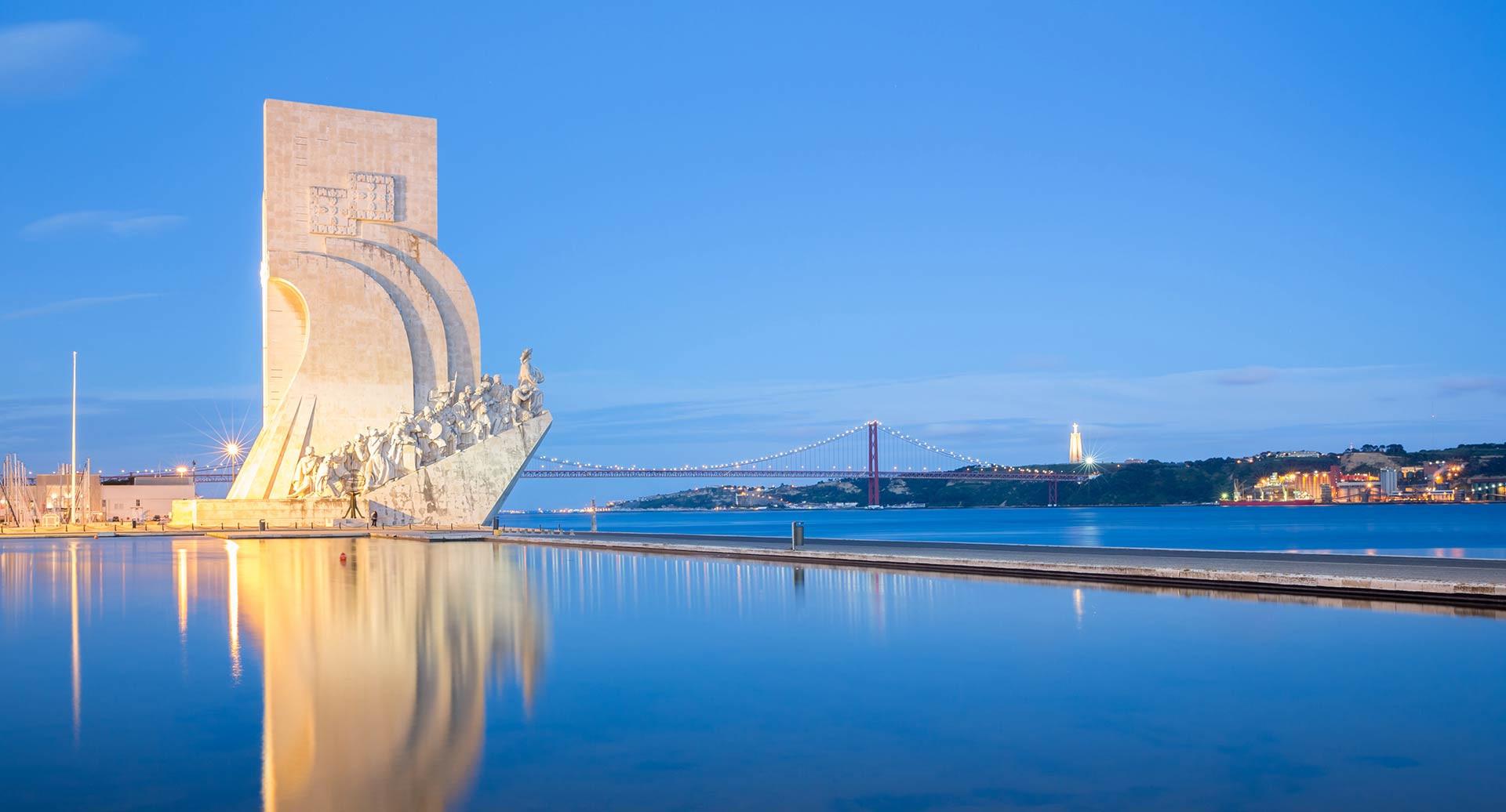 Bridge and Holy Christ Monument