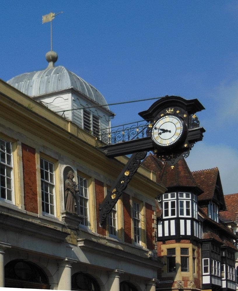 Old Guildhall Clock.JPG