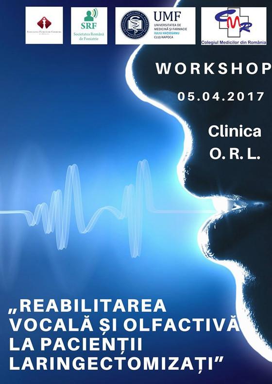 """Reabilitarea vocală și olfactivă a pacienților laringectomizați"""""""