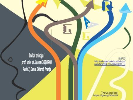 """Conferința Naționala """"Procesarea fonologică - element central al achiziției limbajului oral și scris"""