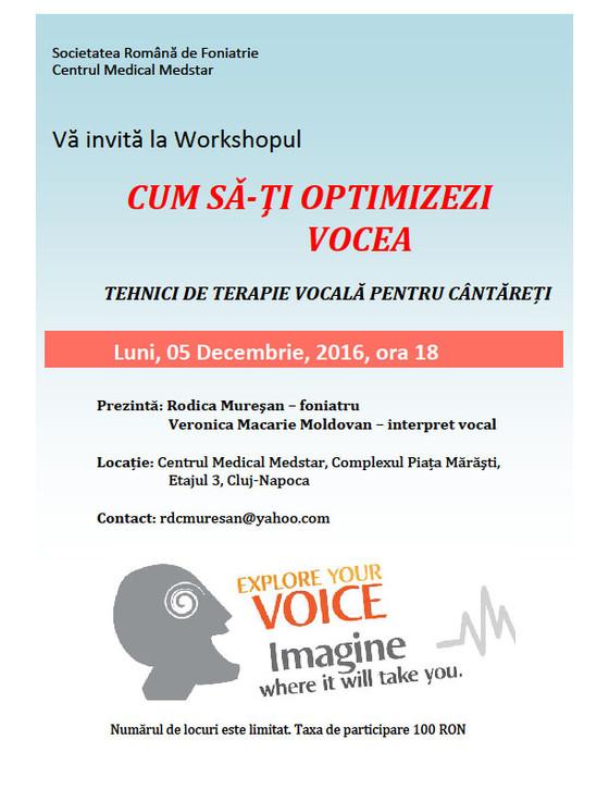 Cum să-ți optimizezi vocea