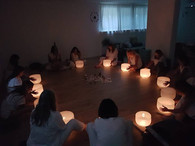 White & Ori - Practitioner - Sound Crystal Healing