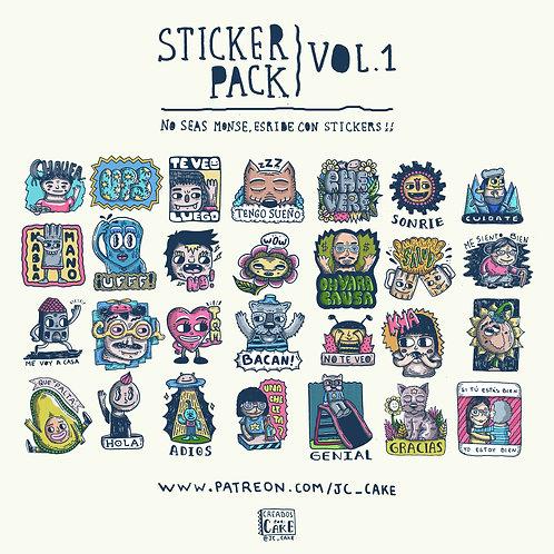 Stickers Whatsapp Vol. 1