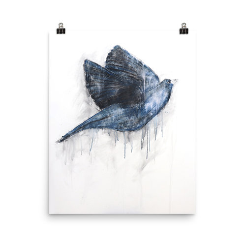 Freedom Bird Poster