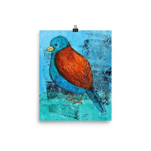 Song Bird Poster