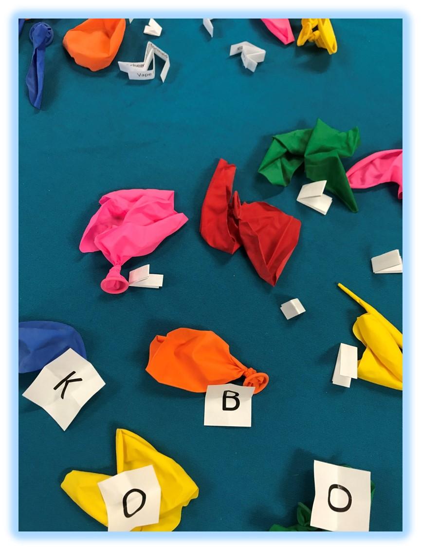 Balloon clues