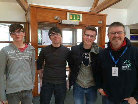 Year 13 Students attend Youth Alpha Retreat