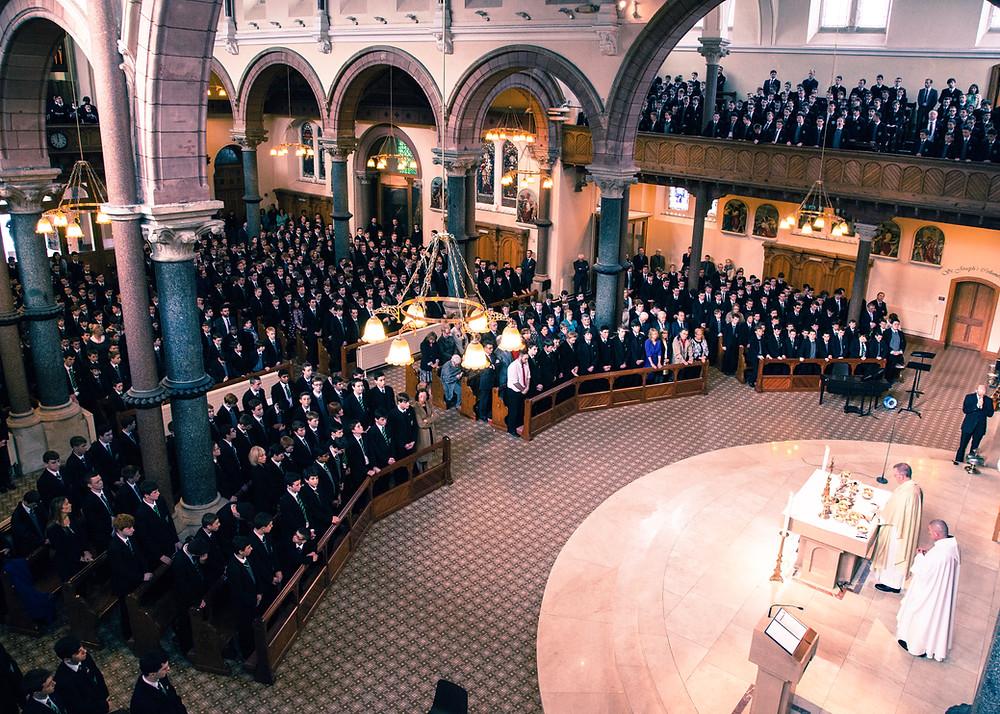 Feast of St Malachy October 2014.jpg