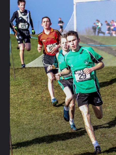 Junior Runner (Cormac O'Rouke)